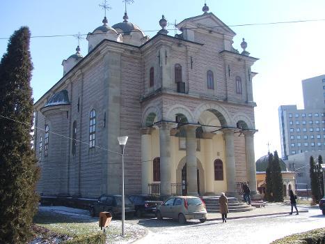 Bărboi-Kirche