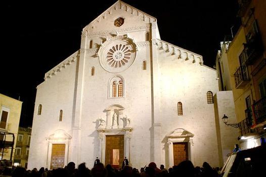 Cathédrale Saint-Sabin - Bari