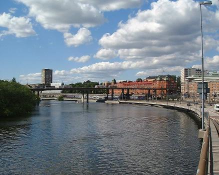 Barnhusbron (Stockholm)(photographe: Mats Halldin)