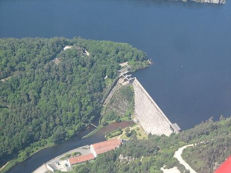 Guerledan Dam