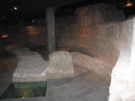 Basilica of Santa Tecla