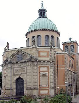 Basilique Saint-Clément - Hanovre
