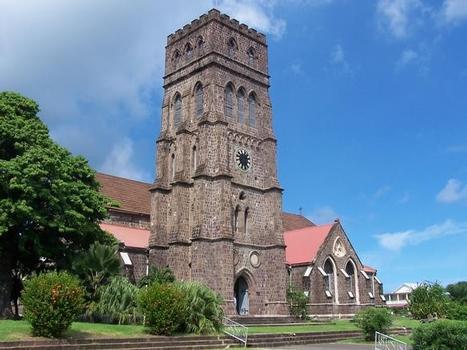 Cathédrale Saint-George - Basseterre