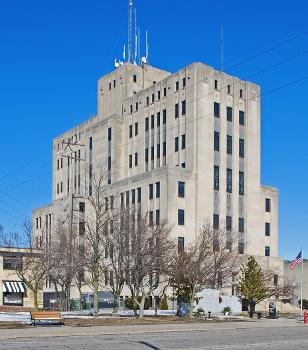 Bay County Building Bay City MI