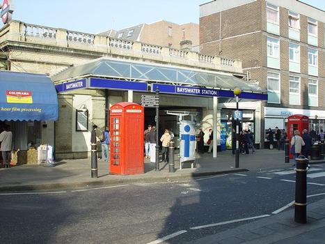 Bayswater Underground Station