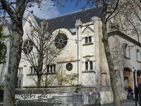 Eglise Sainte-Rosalie