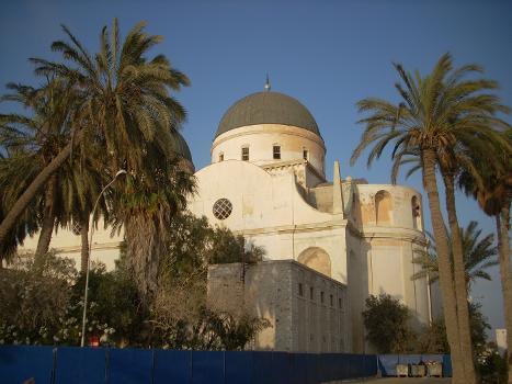Ancienne cathédrale de Benghazi