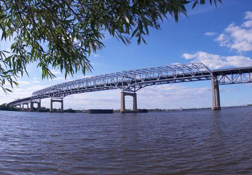 Betsy Ross Bridge - Philadelphie