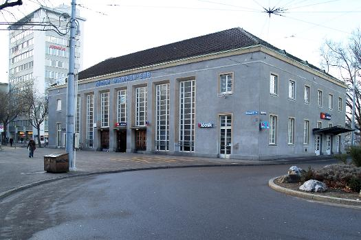 Bahnhof Wiedikon