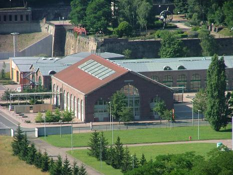 University Library of Le Creusot, France
