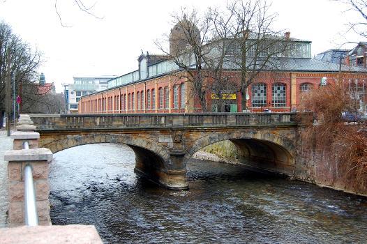 Bierbrücke & Markthalle (Chemnitz)