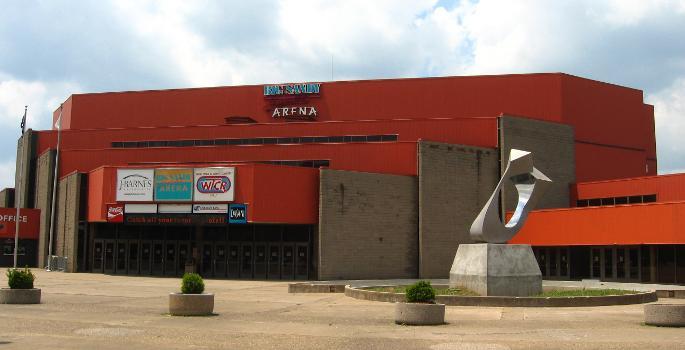 Big Sandy Superstore Arena