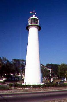 Leuchtturm Biloxi