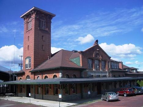 Binghamton Station