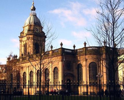 Cathédrale Saint-Philippe (Birmingham, Angleterre)(photographe: G-Man)