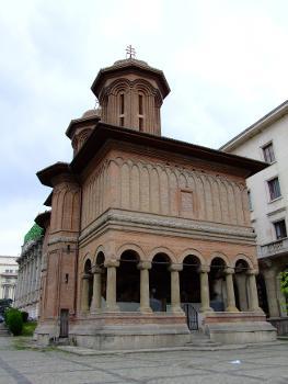 Eglise Kretzulescu - Bucarest