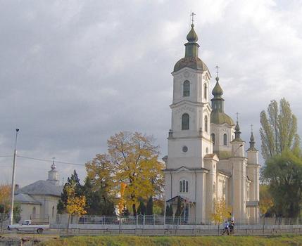 Lipovenească-Kirche