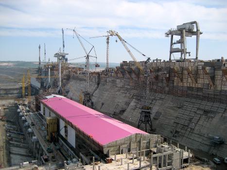 Boguchany Dam