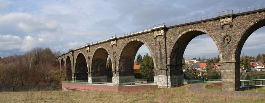 Bahrebachmühlenviadukt, Chemnitz