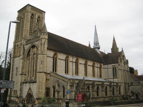 Eglise Saint-Etienne - Bournemouth