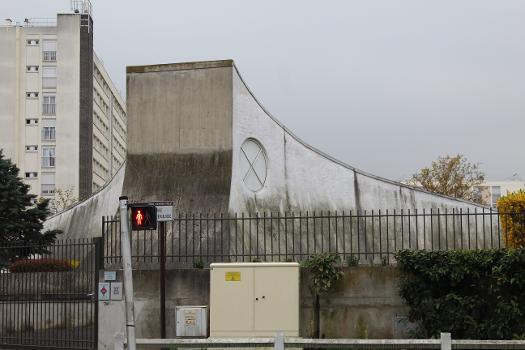 Bourse départementale du travail, Bobigny.