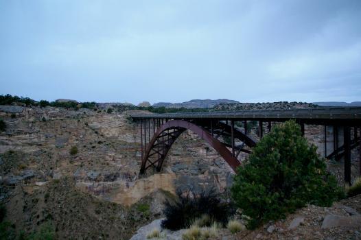 Eagle Canyon Bridge