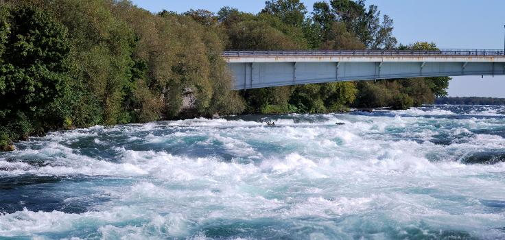 American Rapids Bridge