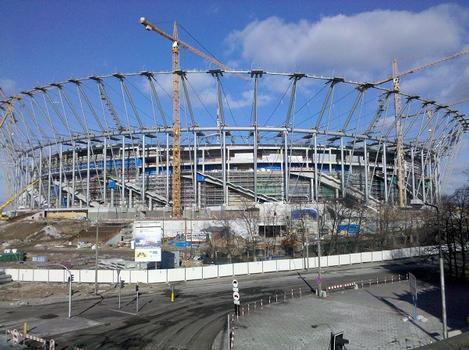 Nationalstadion in Warschau
