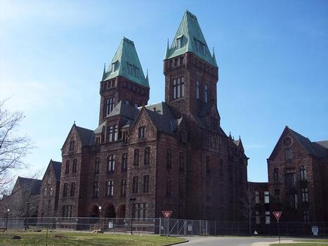 Buffalo Psychiatric Center - Administration Building