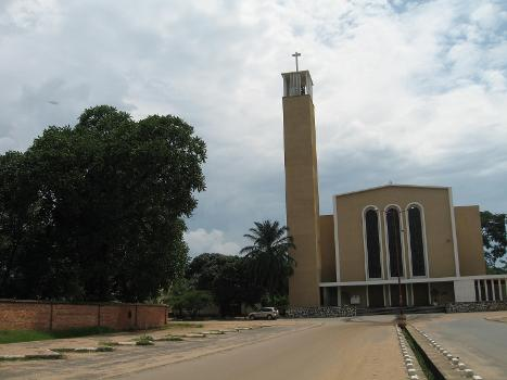 Kathedrale von Bujumbura