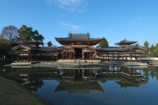 Byōdō-in Phoenix Hall