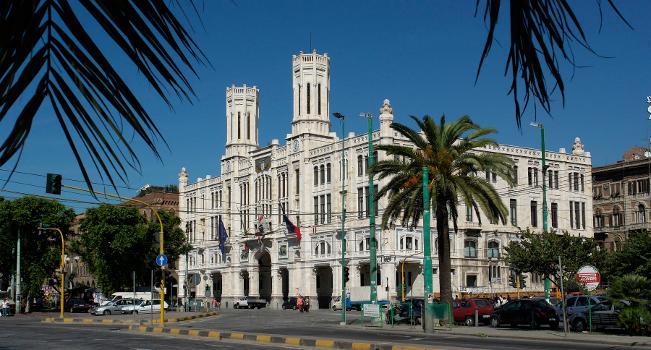 Hôtel de Ville - Cagliari
