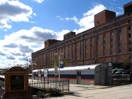 B & O Railroad Warehouse