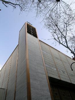 Eglise Saint-François-de-Molitor