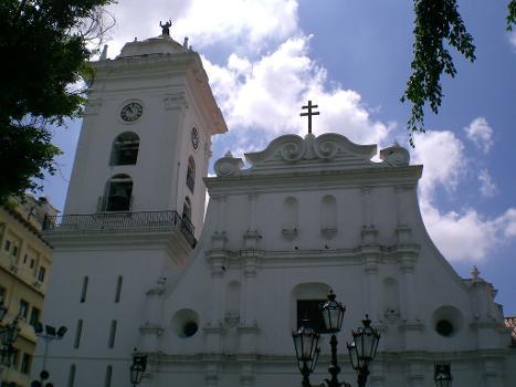 Kathedrale von Caracas (Fotograf: Guillermo Ramos Flamerich)