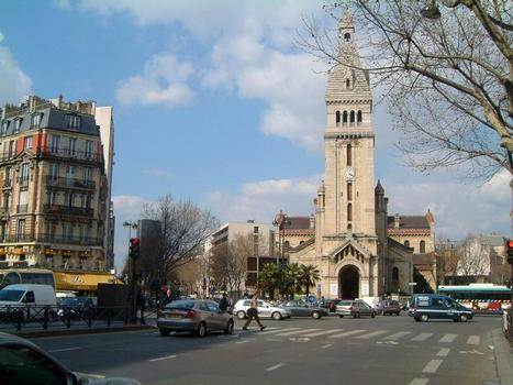 Eglise Saint-Pierre de Montrouge - Paris