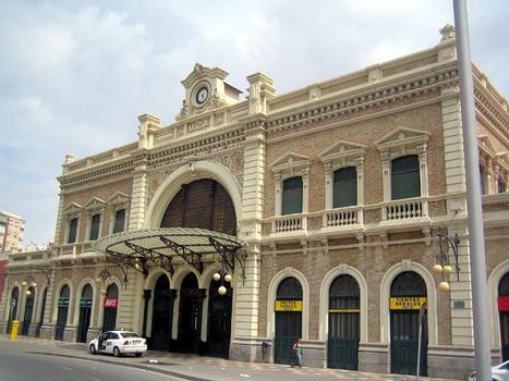 Gare de Carthagène