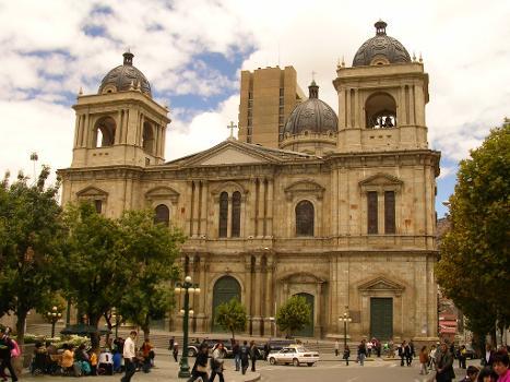 Catedral Basílica de Nuestra Señora de La Paz