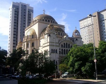 Armenische Kathedrale Sankt Gregor der Erleuchter