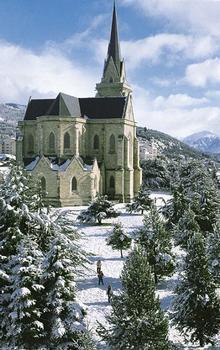 Cathédrale de San Carlos de Bariloche (photographe: Dexxter)