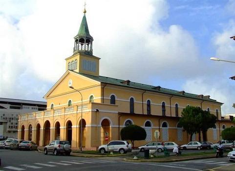 Cathédrale Saint-Sauveur - Cayenne