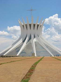 Kathedrale von Brasilia (Fotograf: Ugkoeln)