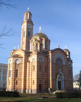 Eglise orthodoxe Saint-Sauveur
