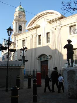 Cathedral of St Mary the Crowned, Gibraltar
