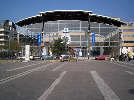 Bahnhof Cergy - Le Haut