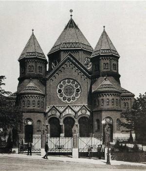 Alte Synagoge (Chemnitz)