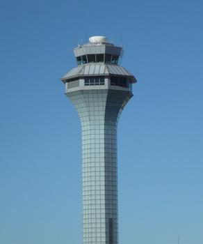 O'Hare Air Traffic Control Tower
