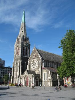 Christ Church Cathedral (Fotograf: Greg O'Beirne)