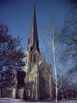 Christ Church Cathedral - Fredericton