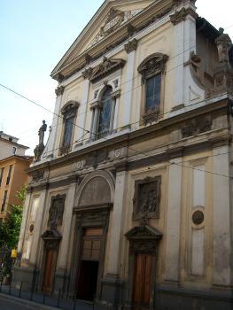 Church of Santa Maria al Paradiso
